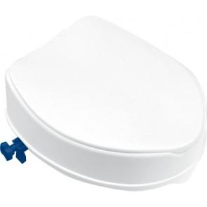 Toiletverhoger 14 cm met deksel
