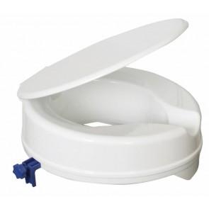Toiletverhogers 10cm  met deksel
