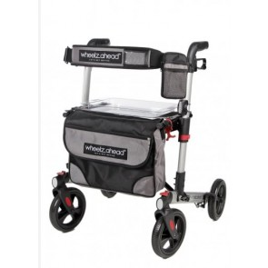 Rollator Wheelz Ahead Track Luxe!