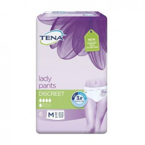 Tena Lady Discreet Medium Broekje